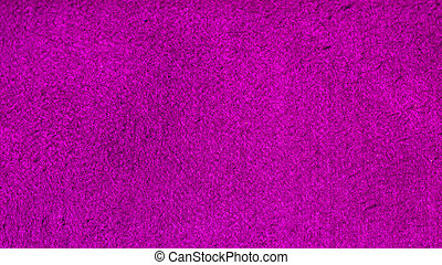 Red blur with carpet Isolated background texture