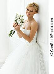 美麗, 新娘, 婚禮