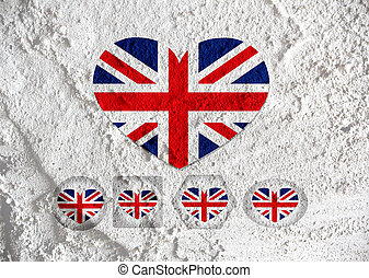 Love UK , the United Kingdom of Great Britain and Northern...