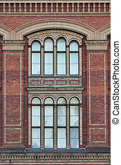 Magnificient Window - Magnificient window from a big old...