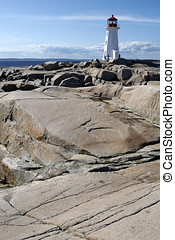 Peggy\'s Cove Lighthouse