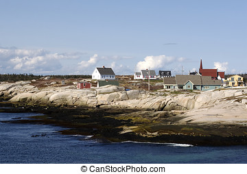 Peggy\'s Cove Town