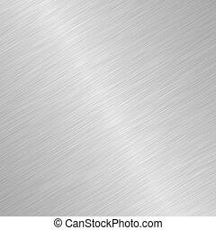 brushed metal design - Brushed metal background for design...