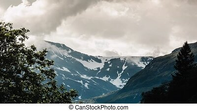 4K Landscape Timelapse, Innerdalen, - 4K Timelapse,...