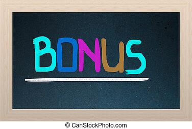Bonus Concept