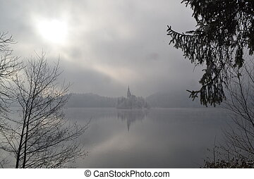 Overview, Lake Bled - An overview of Lake Bled