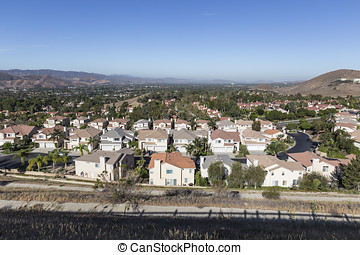 Simi Valley View - Comfortable suburban neighborhood in...