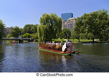boston, parcs