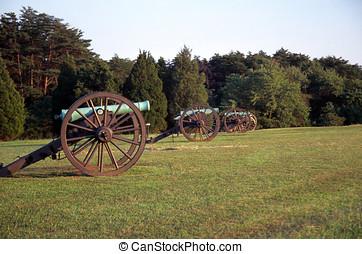 Manassas Valley Battlefield