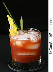 Bloody Mary - bloody mary with vegetables