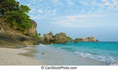 Similan Islands, Thailand, beach - Video 1080p - Similan...