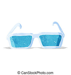 cartoon spectacles