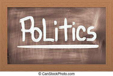 Politics Concept