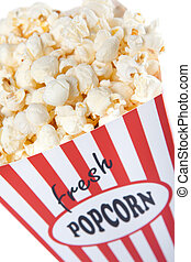 Popcorn close-up Box is designed and build by myself No...