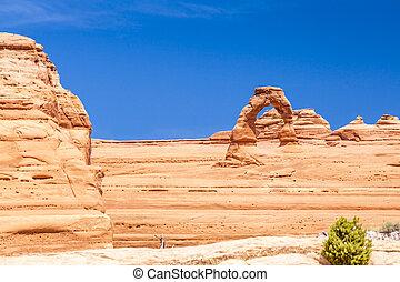 Delicate Arch Monument
