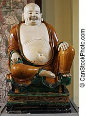 Laugh - budda