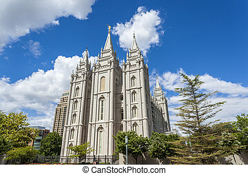 The Church of Jesus Christ of Latter-day Saints' Temple,...