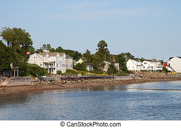 Waterfront property in St. Andrews