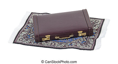 Briefcase on Flying Carpet