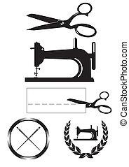 tailor design elements, labels, signs