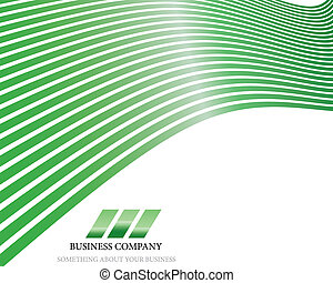 lined background - Abstract lined business background for...
