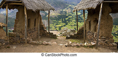 Qantus Raqay - Sacred Valley of the Incas - Peru - Small...