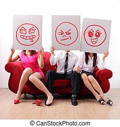 extramarital, asunto, marital, infidelidad