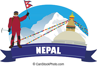 Nepal. Tourism and travel