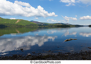 Derwent Water Lake District Cumbria - Derwent Water Lake...