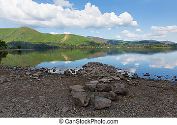 Derwent Water The lakes uk - Derwent Water Lake District...
