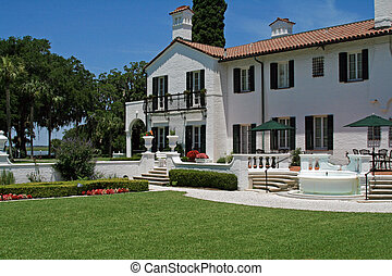 Historic Estate on Jekyll Island
