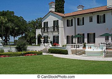Historic Estate on Jekyll Island