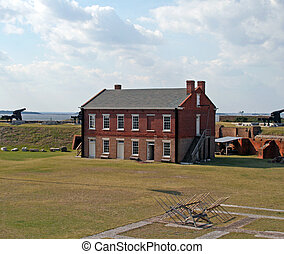Historic Fort Clinch State Park, Florida