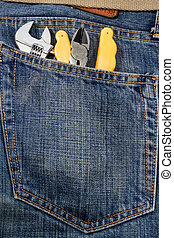 tools jeans