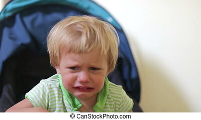 Crying baby - Crying two year old baby