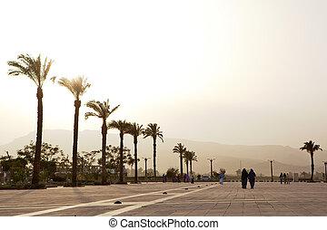 Karnak boulevard