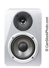 Studio monitor speaker - Picture of professional studio...