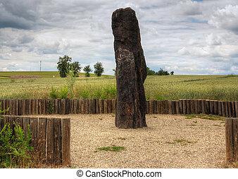 menhir Stone Shepherd - Menhir Stone Shepherd (also Stone...