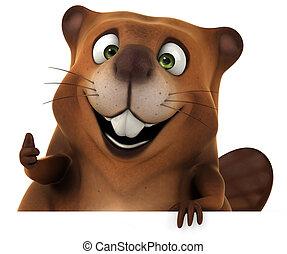Beaver - Fun beaver