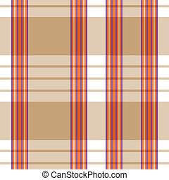 Vector tartan textile texture