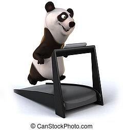 Panda - Fun panda