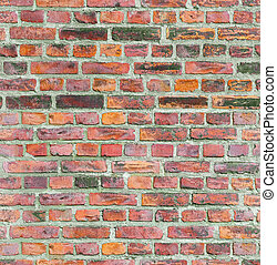 Seamless old brick wall texture.