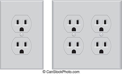 Sockets US version - Sockets US version two and four...