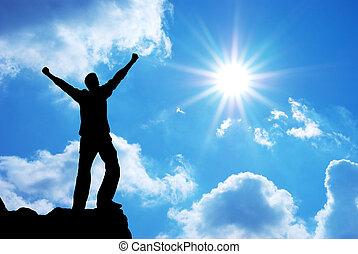 adoração, Para, Deus,