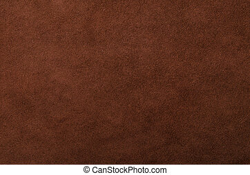 Background of dark brown leather