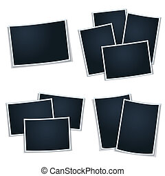 Set of photos (frames) for your picture