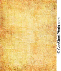 Grunge Screen Pattern - An old, vintage brown paper...