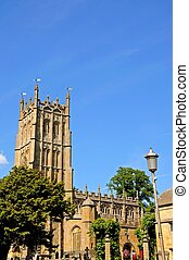 St James church, Chipping Campden. - St James church,...