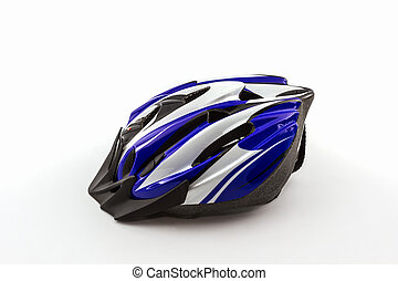 Bicycle helmet for safe driving .