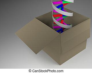 DNA In Box